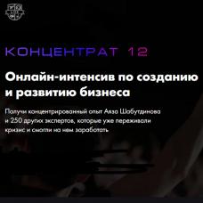 Аяз Шабутдинов. Антикризисный концентрат 11. Тариф Стандарт (2021)